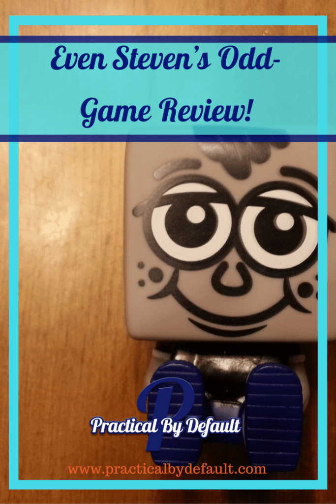 Even steven odd Game review. This is our by far favorite game to play. Come find out why!