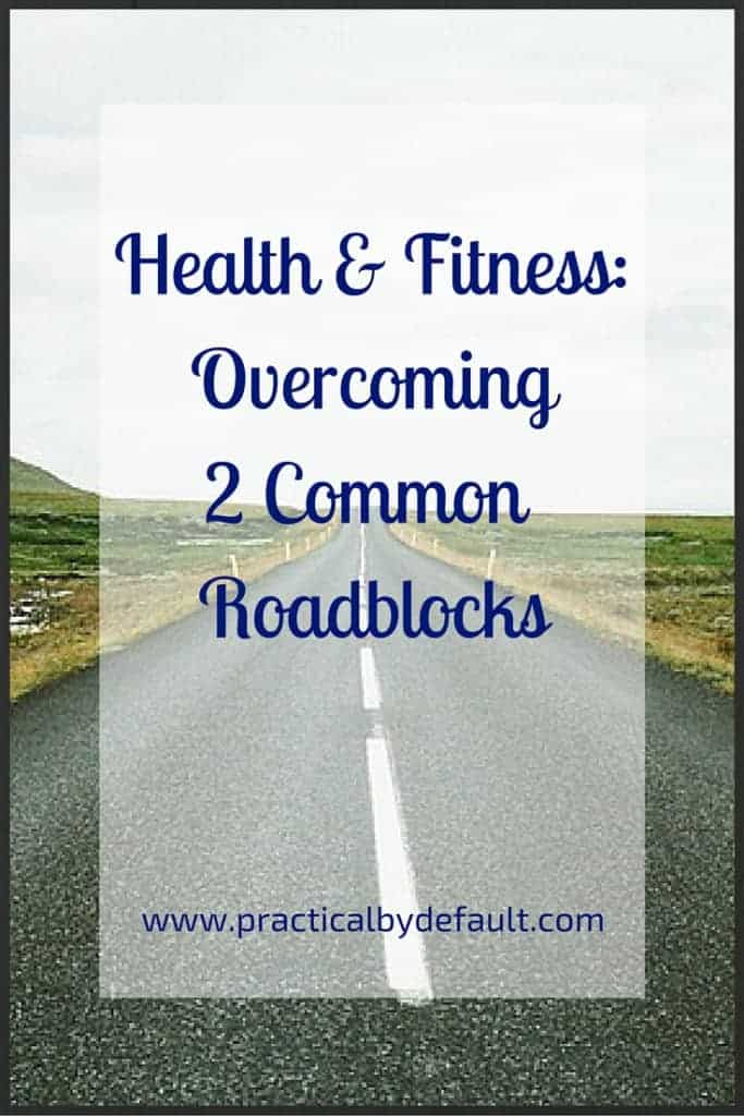 Discovering how to overcome roadblocks to being healthy