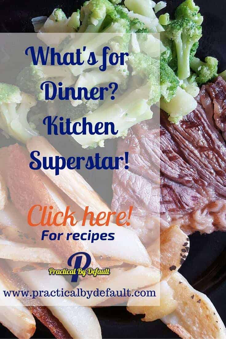 What's for dinner? Kitchen Superstar featuring the Grill, care and keeping, recipes, tips and more!