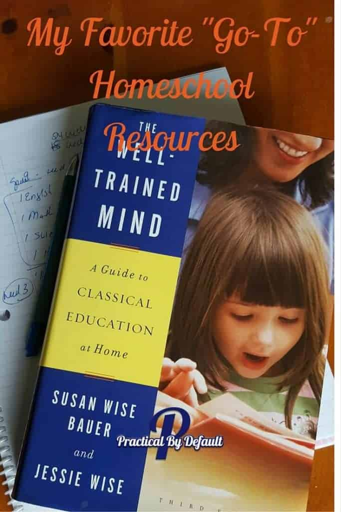 Sharing my 3 favorite homeschool resources