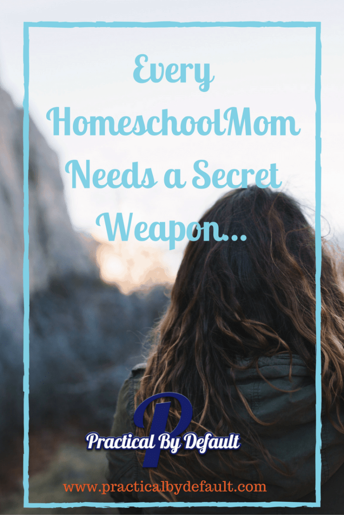 Sharing my secret homeschool weapon, how I use it and why it Rocks for working homeschool moms!