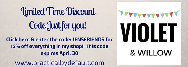 Limited Time Discount Code for Readers!