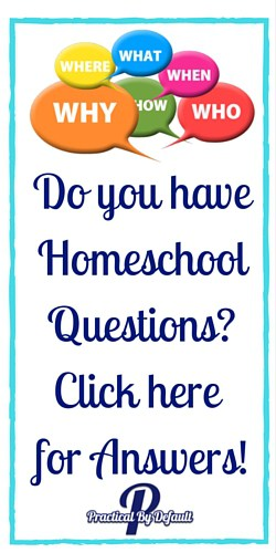 Homeschool Questions Answered