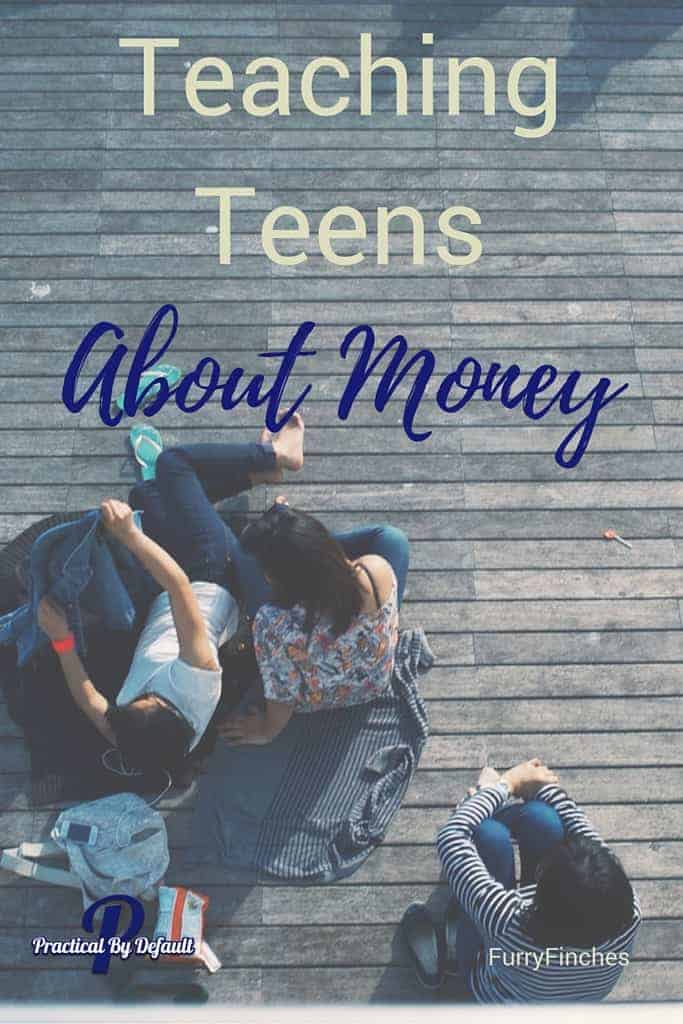 Teaching teens about money, tips and more. Click through to read more!