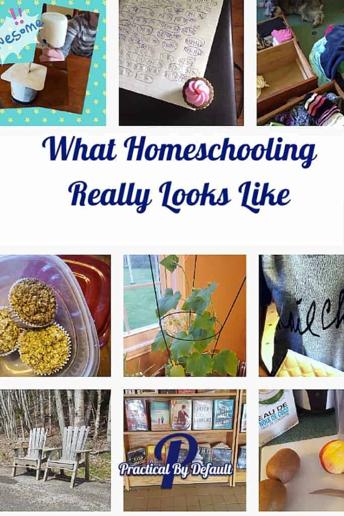 Want to know what homeschooling really looks like?