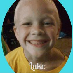 Homeschool Student Luke