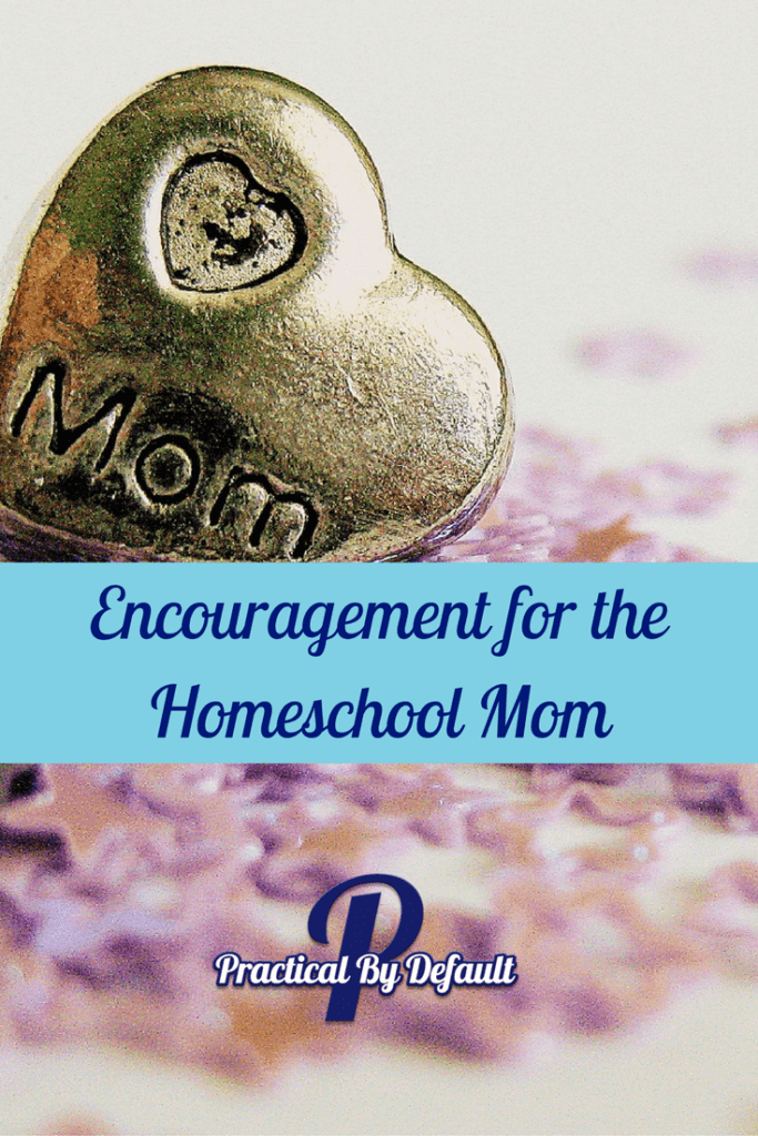 Do you need a helping hand? Find encouragement for the homeschool mom here! Pin me for later
