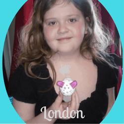 London Homeschool Student