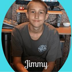 Homeschool Student Jimmy