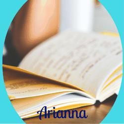 Homeschool student Arianna