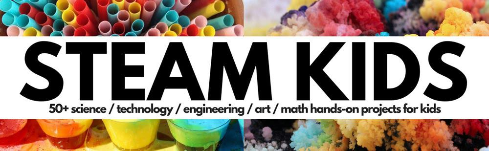 Make Learning fun with STEAM KIDS