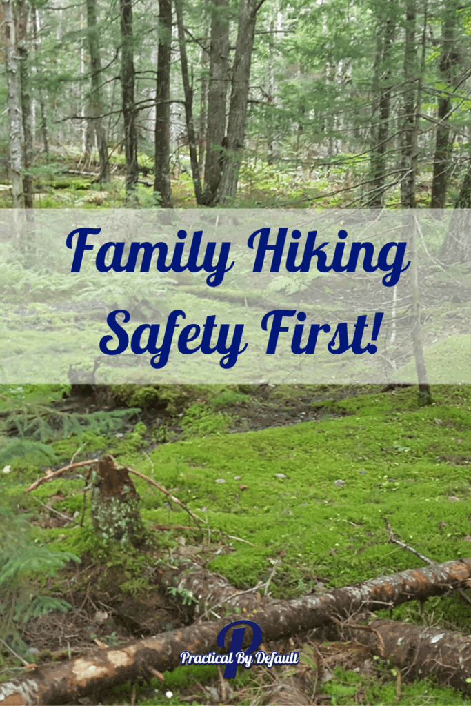 Family hiking safety first! Grab your checklists!