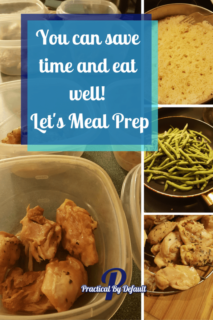 Meal prepping saves you time, time better spent with family.Grab your free ebook !